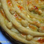 "Пирог мясной с грибами ""Меандр"""