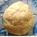 Песочное тесто с геркулесом (для пиццы и открытых пирогов)