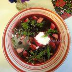 Вкусные холодные супы- рецепты