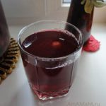 Компот из ягод или фруктов (простой рецепт)