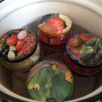 Помидоры консервированныне - способ приготовления