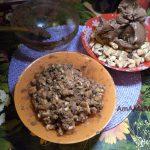 Пошаговые фото приготвления шоколадной колбаски