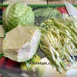 Нарезка капусты полосками - фото и рецепт борща