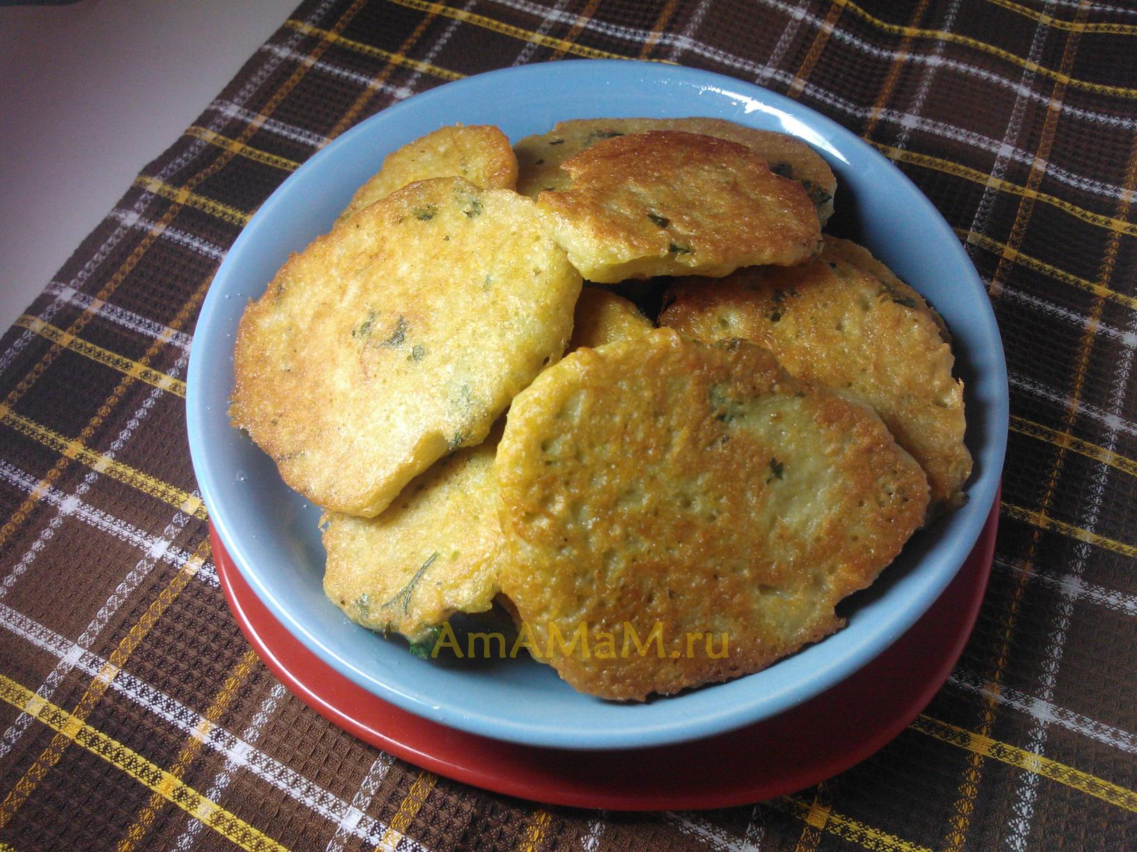 картофельные оладьи рецепт обычный