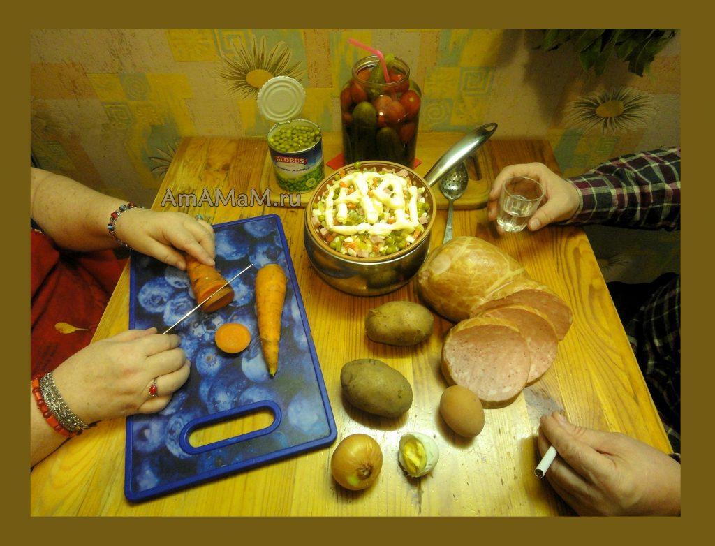 Новогодние праздники - рецепты