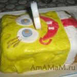Красивые детские торты