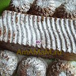 Кекс Воскресный (орехово-лимонный с изюмом и шоколадом)
