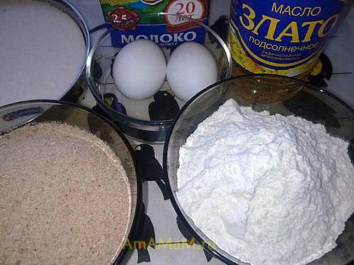 Состав панировки для котлет: мука, панировочные сухари, яйца