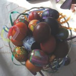 Крашеные яйца - красивые картинки