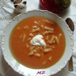 Суп помидорный по-польски (Zupa pomidorowa)