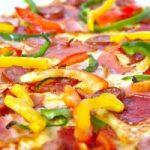 Салат Дачный вояж (овощи, зелень, колбаса и брынза)
