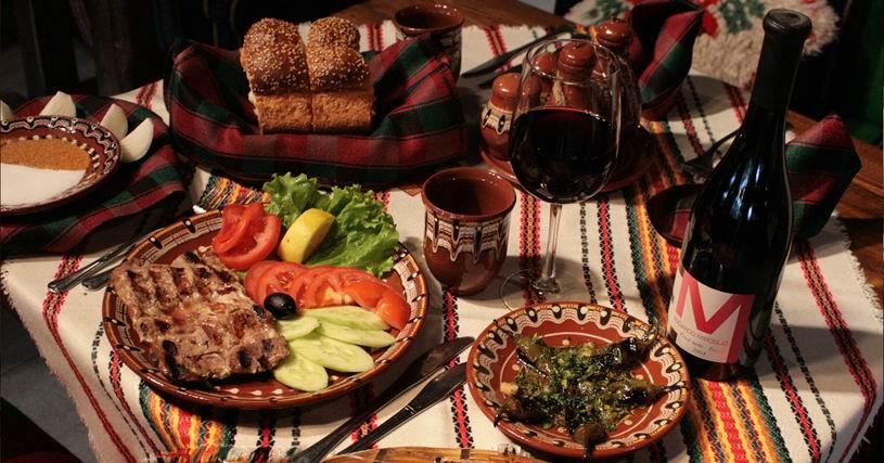 Болгарские традиционные блюда