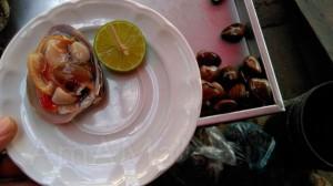 Устрицы - фото и рецепты