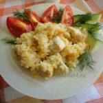 Рисовая каша с куриной грудкой