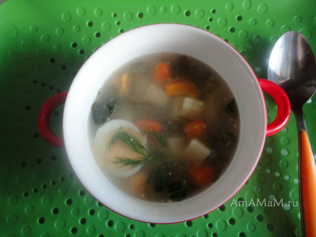 Щи со щавелем и рисом - рецепт и фото