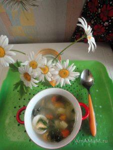 Вкусный щавелевый суп - рецепт и фото