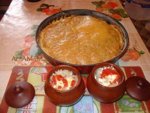 Рецепт вкусного домашнего мясного пирога - с фото