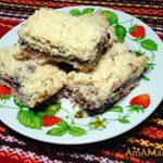 Рассыпчатое печенье с вареньем