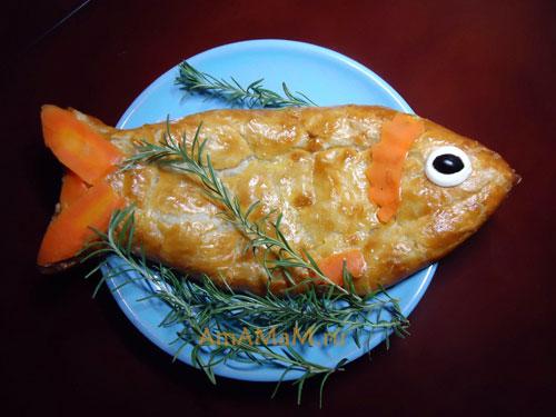Как красиво сделать рыбок