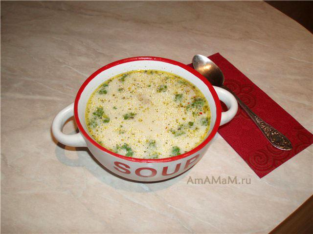 Суп Том ка гай - рецепт и фото