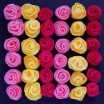 Как сделать розу и розочки (видео)