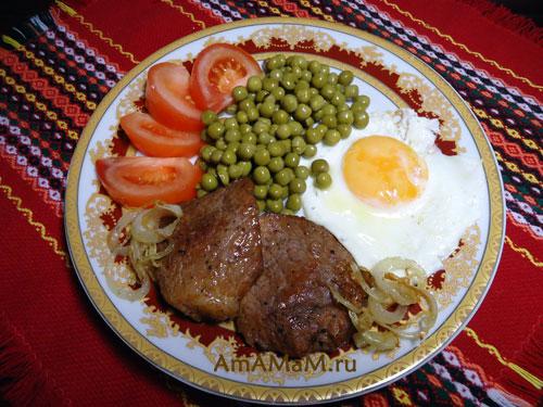 Рецепт свиного эскалопа - простой способ жарки вкусного мяса!