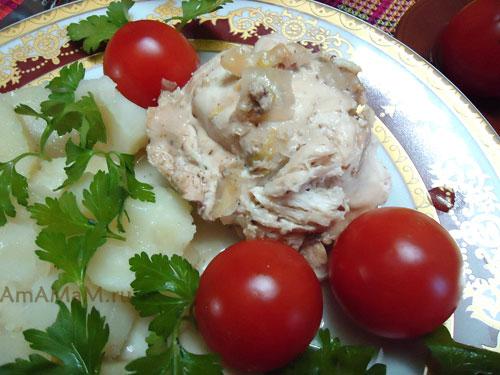 Как готовить целую курицу кусочками и правильно разрезать курицу