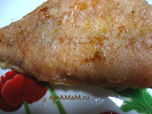 Как приготовить морского окуня в крахмале - простой и вкусный рецепт