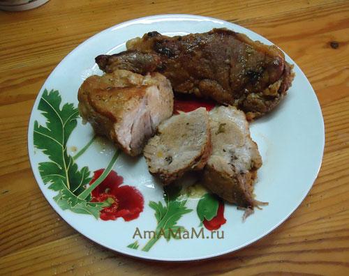 Мясо в пиве - рецепт с фото