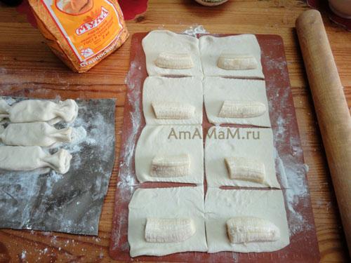 Рецепты приготовления теста для жареных пирожков