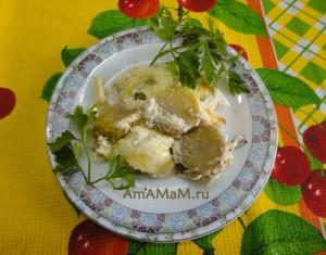 Простой и вкусный рецепт блюда из брюссельской капусты с фото.