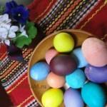 Роспись яиц к Пасхе