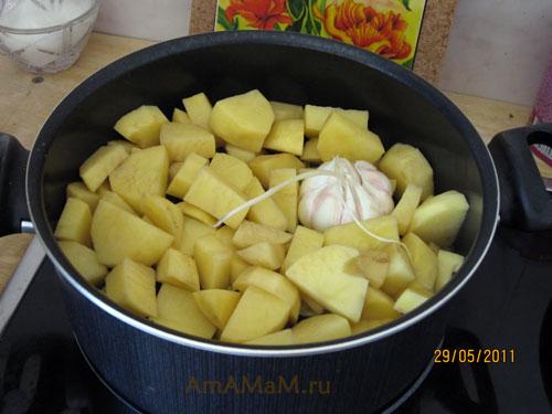 Рецепт вкусной баранины с овощами и грибами - вкусно!