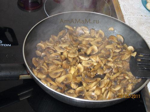 Технология приготовления вкусного рагу из мяса с грибами и овощами