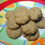 Рецепт овсяного печенья с растительным маслом