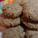 Что приготовить из геркулеса - печенье по рецепту на упаклвке