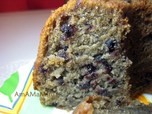 Как выглядит постное тесто типа бисквитного на срезе - фото и рецепт простого пирога