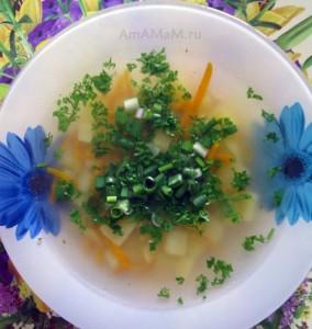 Рецепт вкусного рыбного супа с морским окунем - мужской рецепт домашней ухи