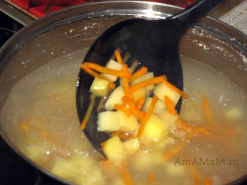 Как варить суп из морского окуня - подробные фото процесса приготовления