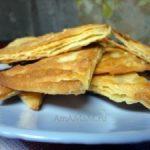 Восточные сладости из готового теста — хворост с начинкой