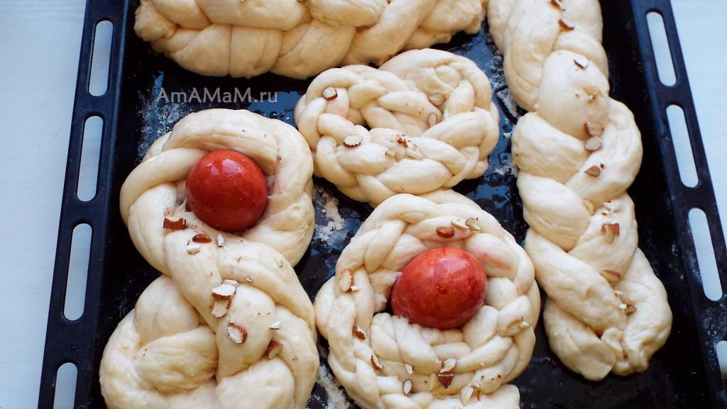 Рецепты пасхальной выпечки с фото