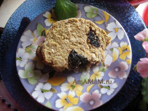 Рецепт серого хлеба в духовке с фото