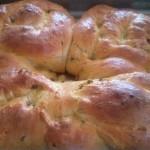 Рецепты м фото домашних пасхальных куличей - греческий плетеный
