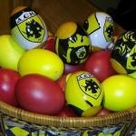 Прикольные пасхальные яйца