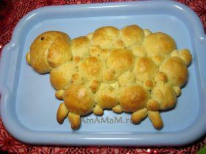 Рецепт пасхальных пирогов с фото