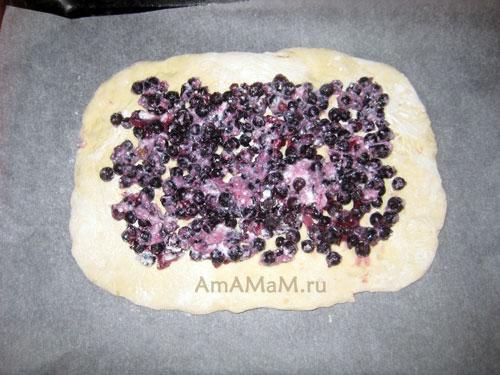 Способ приготовления пасхального пирога Барашек