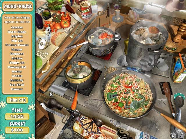 Так выглядит компьютерная кулинарная игра