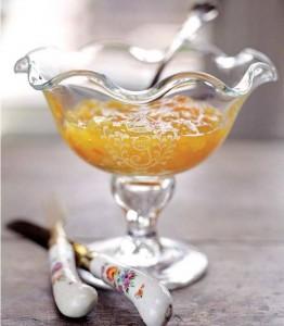 Простой рецепт апельсинового или лимонного варенья с яблоками