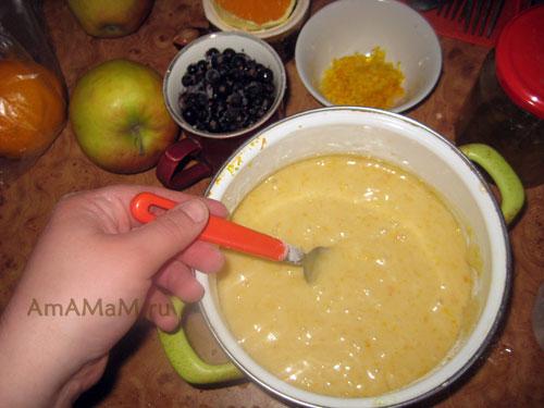 Как сделать пирог со смородиной - рецепт и фото