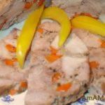 Ветчина из свинины (рецепты для ветчинницы)